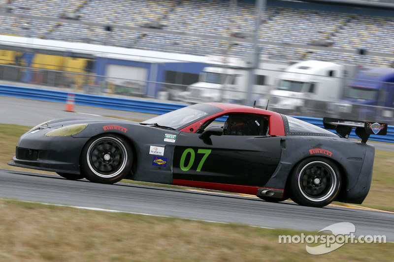#07 Godstone Ranch Motorsports/Team MBR Corvette: Paul Edwards, Davy Jones, John McCutchen, Leighton Reese, Scott Russell
