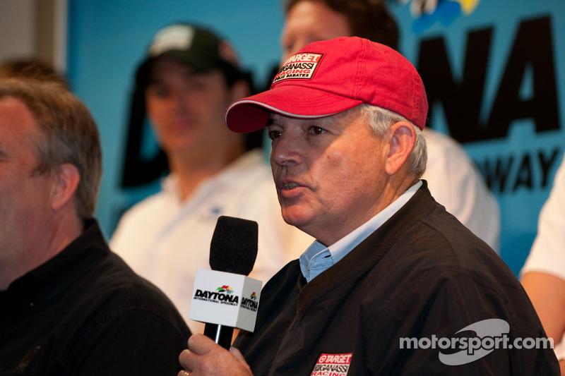 Chip Ganassi Racing persconferentie
