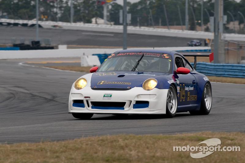 #14 Autometrics Motorsports Porsche GT3: David Baum, Cory Friedman, Glen Gatlin, Daniel Graeff, Ron Yarab Jr.