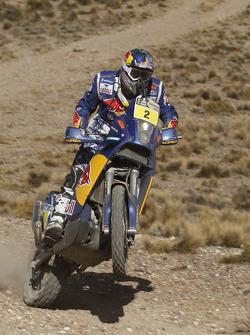 #2 KTM: Cyril Despres