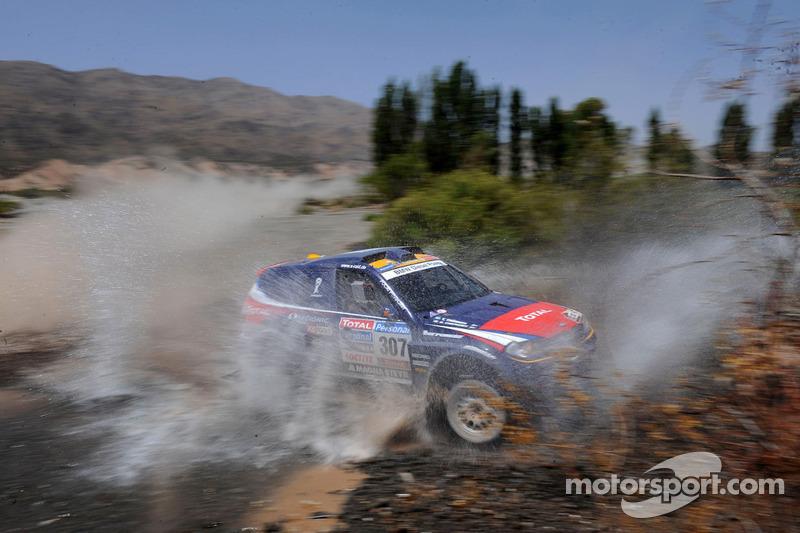 #307 BMW: Guerlain Chicherit y Tina Thorner