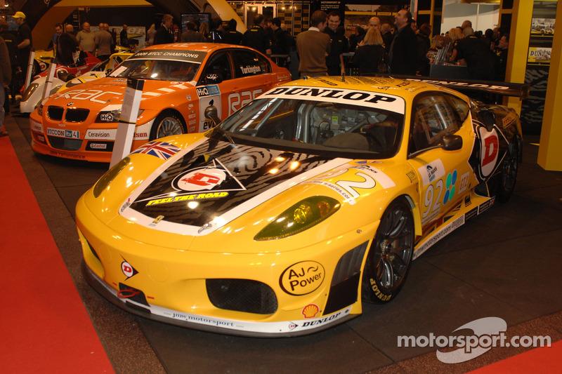 Dunlop Sponsered Ferrari 430 GT2 Car