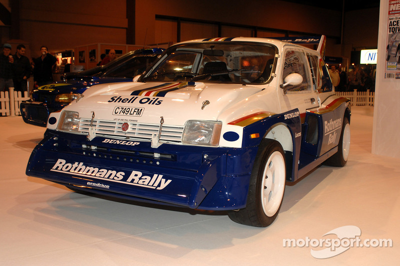MG Metro 6R4 de Jimmy McRae