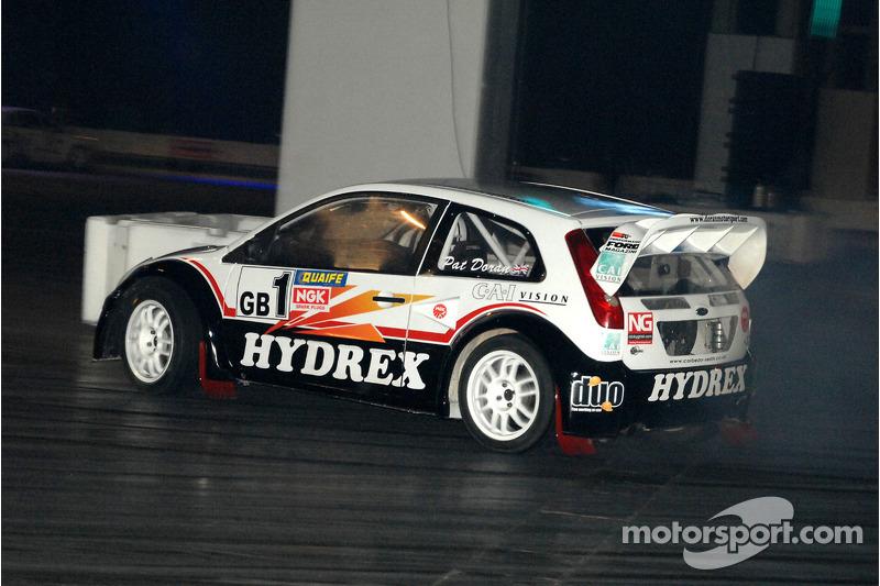 Ford Fiesta Rallye Cross de Pat Duran