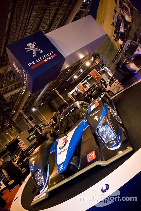 Présentation Peugeot