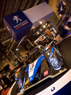 Peugeot sport display