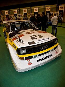 Audi group B rally car