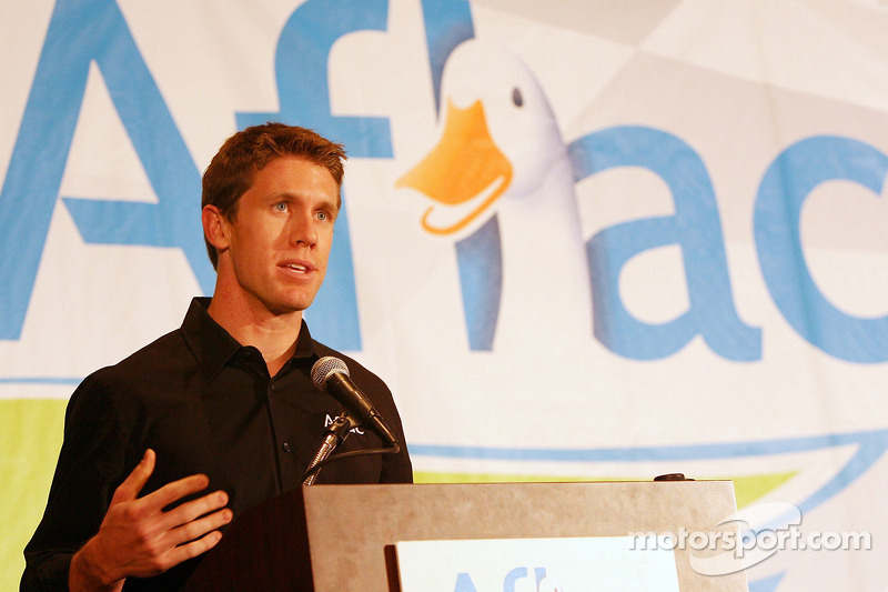 Carl Edwards praat over revanche nemen
