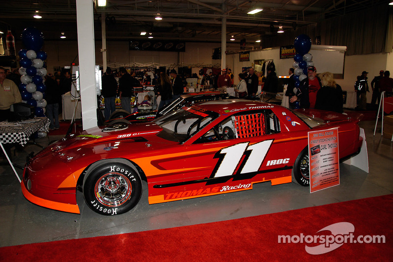 #11 Street Stock de Carl Thomas, Champion 2009 au Wall Stadium