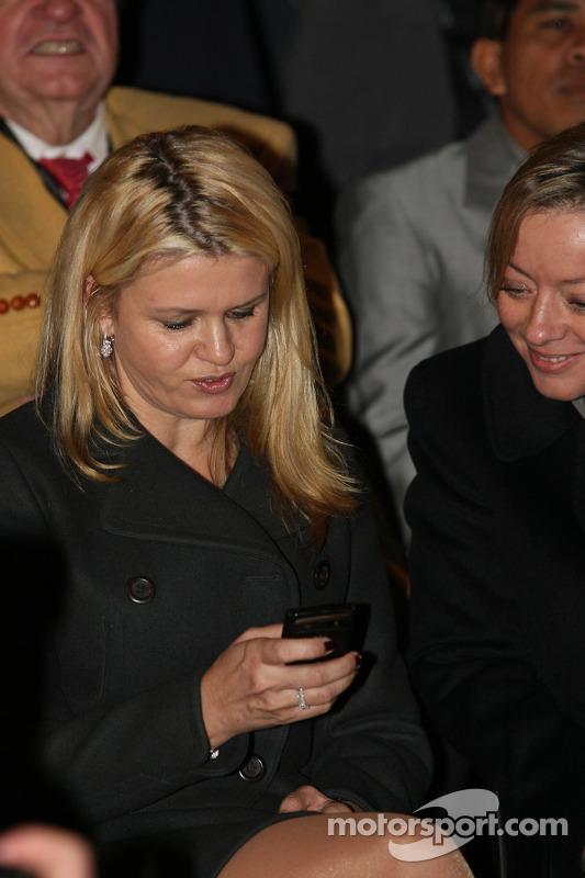 Corina Schumacher et Sabine Kehm
