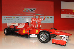 Felipe Massa et Fernando Alonso