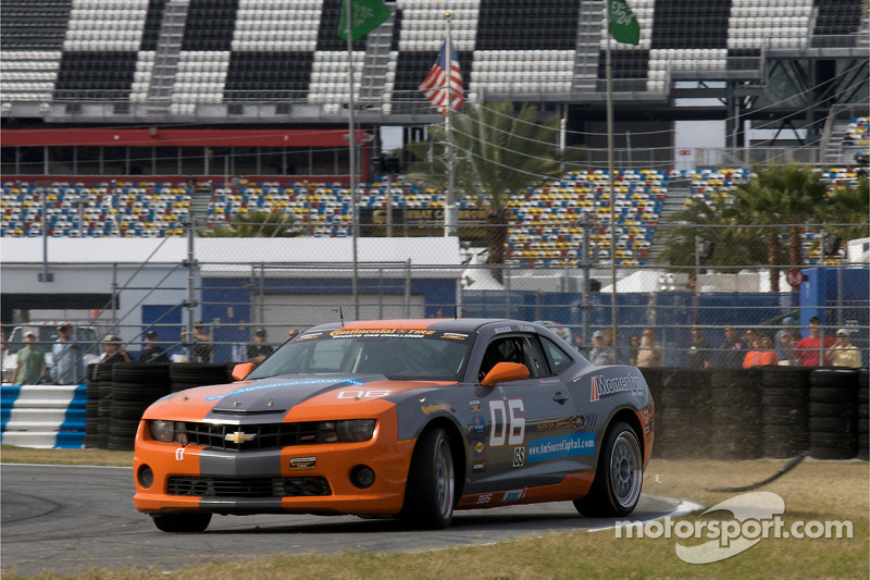 #06 Momentum Race Group Camaro GS.R: Jordon Musser