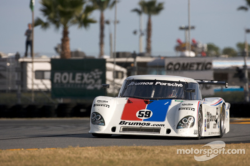 #59 Brumos Racing Porsche Riley: David Donohue, Hurley Haywood, Darren Law, Butch Leitzinger, Raphael Matos