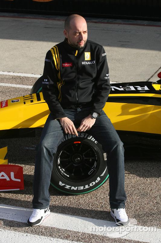 Gerard Lopez, Renault-Teambesitzer