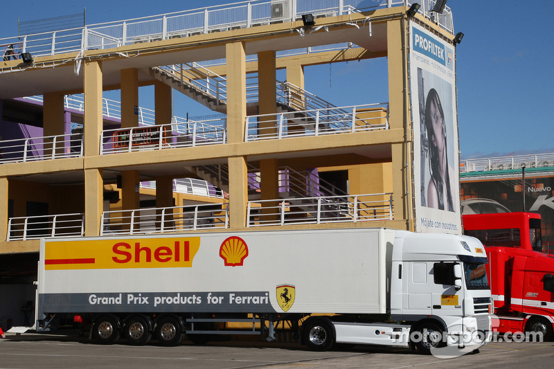 Camion Shell