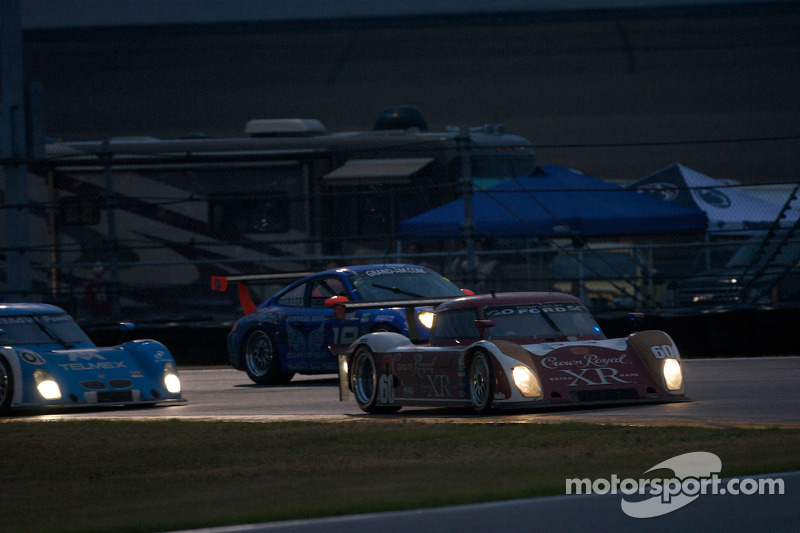 #60 Michael Shank Racing Ford Riley: Burt Frisselle, Oswaldo Negri, John Pew, Mark Wilkins