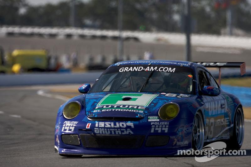 #63 TRG Porsche GT3: Zak Brown, Richard Dean, Henri Richard, Mark Thomas, Rene Villeneuve