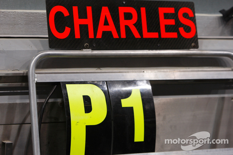 Charles Pic pitbord
