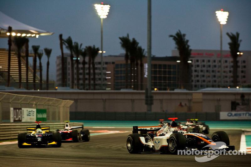 Dani Clos rijdt voor Marcus Ericsson
