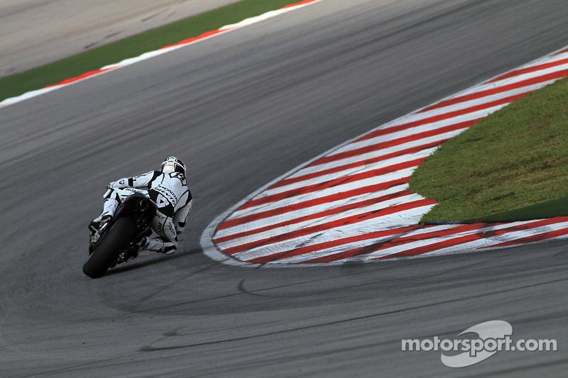 Randy De Puniet de LCR Honda