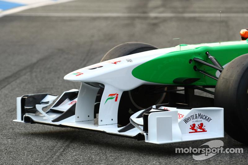 Force India VJM03