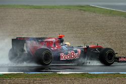 Sebastien Buemi, Scuderia Toro Rosso, STR05