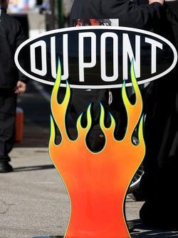 Hero card stand for Jeff Gordon, Hendrick Motorsports Chevrolet