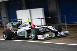 Michael Schumacher, Mercedes GP Petronas