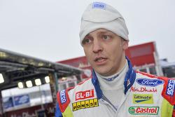 Mikko Hirvonen, Ford Focus RS WRC08, BP Ford Abu Dhabi World Rally Team
