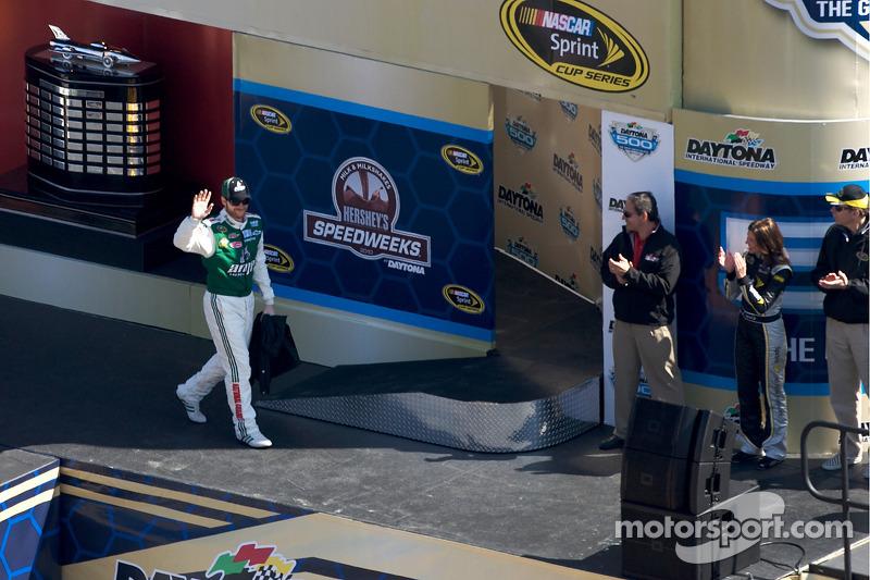 Introduction des pilotes: Dale Earnhardt Jr., Hendrick Motorsports Chevrolet