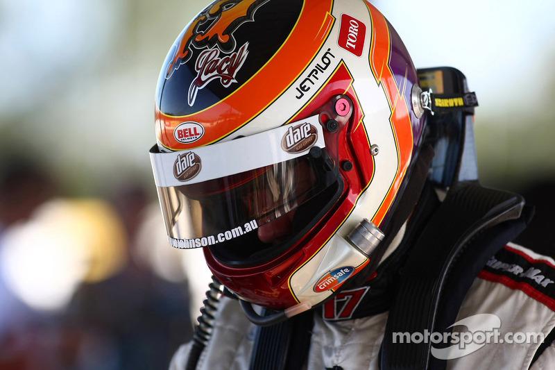 #17 Jim Beam Racing: Steven Johnson