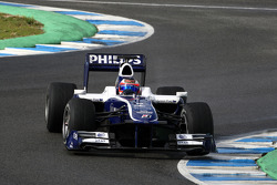 Rubens Barrichello, Williams F1 Team, FW32