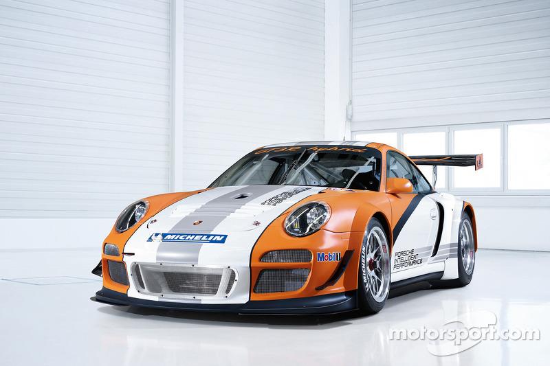 Rendering Porsche 911 GT3 R Hybrid