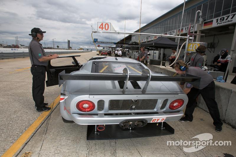 Robertson Racing Doran Design Ford Gt Rear End