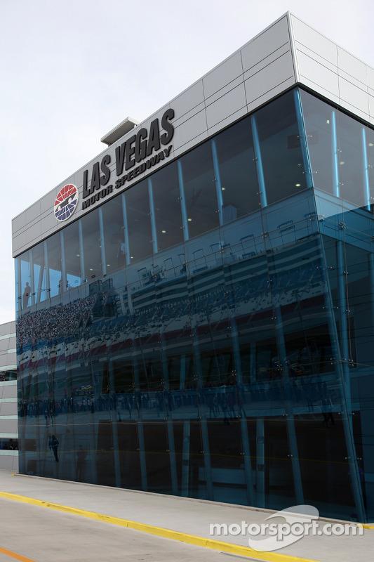 Las Vegas Motor Speedway mediacenter