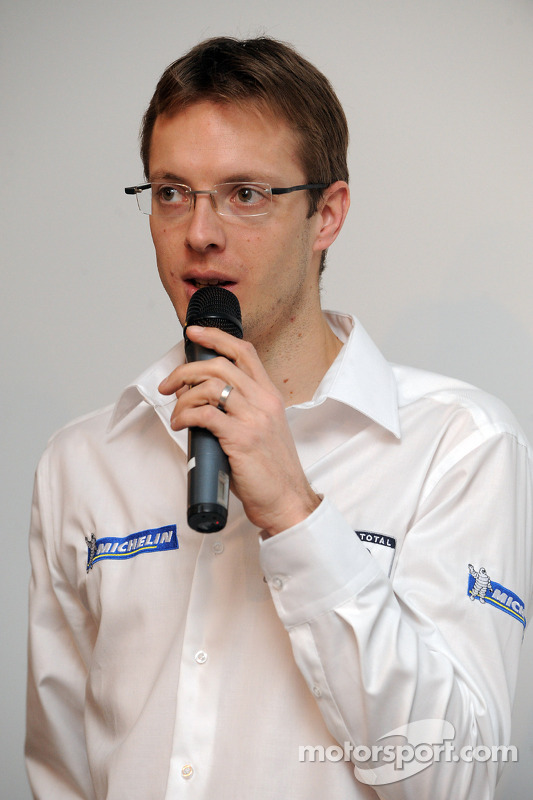 Promotion series presentatie: Sébastien Bourdais