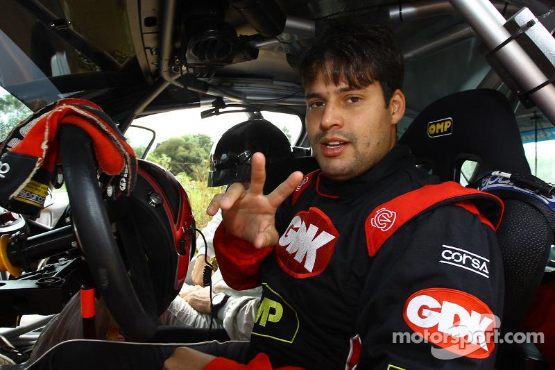 Daniel Oliveira en Carlos Del Barrio, Peugeot 207 S2000