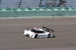 #7 Starworks Motorsport BMW Riley: Ian James, Bill Lester