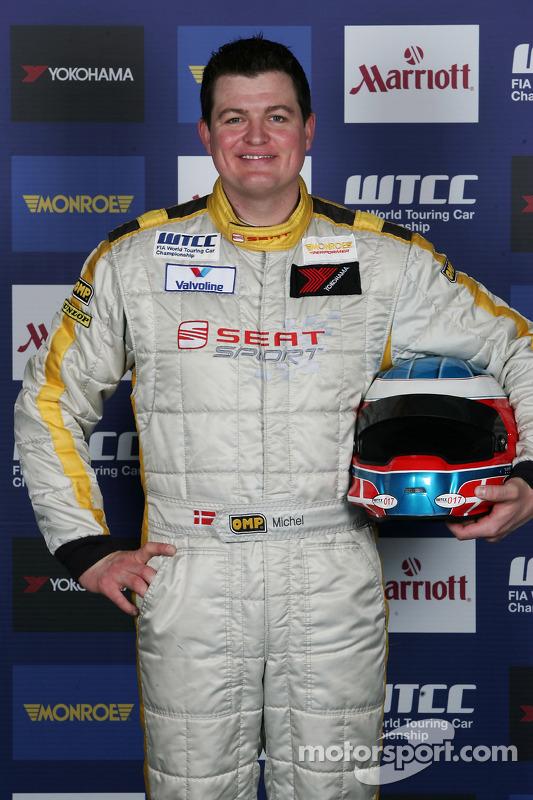 Michel Nykjer, Sunred Engineering Development, Seat Leon 2.0 TDI
