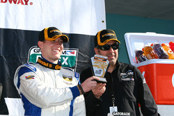 2nd place, #45 Fall-Line Motorsports BMW M3 Coupe: Terry Borcheller, Andrew Hendricks