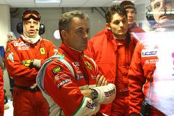 Jean Alesi and Giancarlo Fisichella