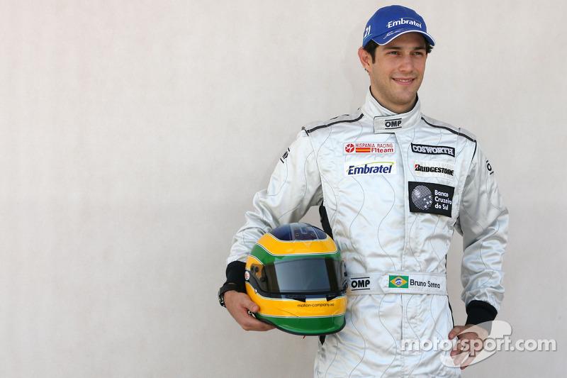 Бруно Сенна, HRT Cosworth