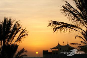 No Bahrain Grand Prix in 2011