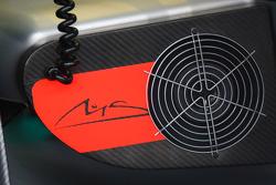 Michael Schumacher, Mercedes GP logo