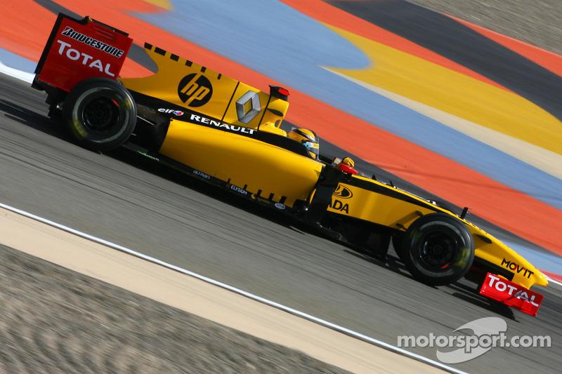 2010: Robert Kubica, Renault R30