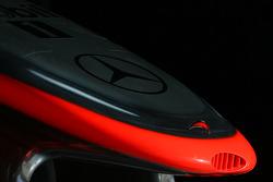McLaren nez conique