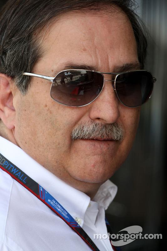Jose Ramon Carabante, teameigenaar Hispania Racing F1 Team