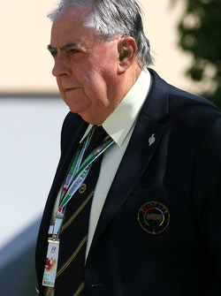 60th Anniversary of F1 World Championship, Sir Jack Brabham, 1959, 1969 and 1966 F1 World Champion