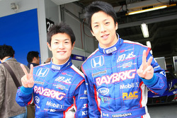 #100 Raybrig FSV-010: Takuya Izawa, Naoki Yamamoto