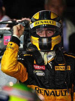Second placeRobert Kubica, Renault F1 Team